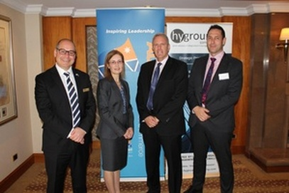 Grant Levy, Steven Ginsberg, The Hon. Gabrielle Upton MP, Charles Nightingale